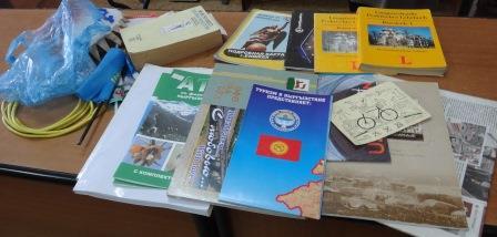 Paket Kirgistan